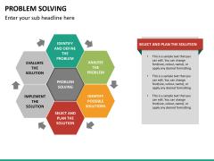 Problem solving PPT slide 20