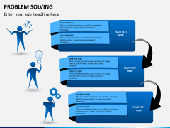 Problem solving PPT slide 1