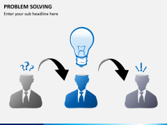 Problem solving PPT slide 2