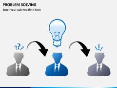 Problem solving PPT slide 2