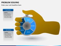 Problem solving PPT slide 3