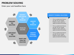 Problem solving PPT slide 8