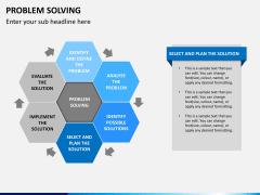 Problem solving PPT slide 9