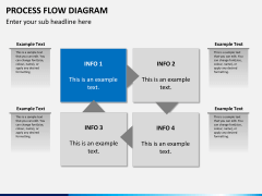 Process flow diagram PPT slide 12