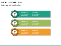 Process gears PPT slide 11