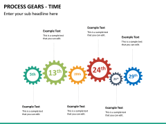 Process gears PPT slide 12