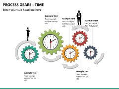 Process gears PPT slide 14