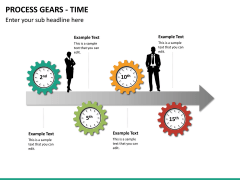 Process gears PPT slide 15