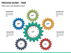 Process gears PPT slide 16