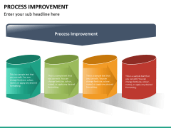 Process improvement PPT slide 13