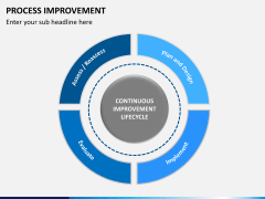 Process improvement PPT slide 12