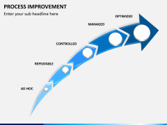 Process improvement PPT slide 9