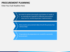 Procurement Planning PPT slide 16