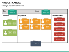 Product canvas PPT slide 5