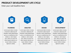 Product life cycle PPT slide 6