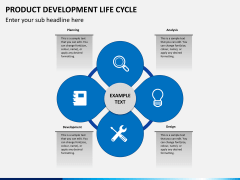 Product life cycle PPT slide 7