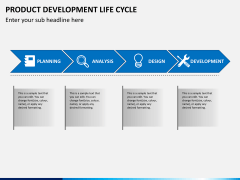 Product life cycle PPT slide 8