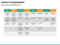 Product management PPT slide 36