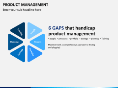 Product management PPT slide 11