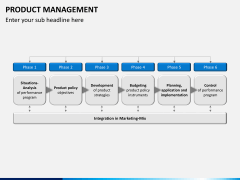 Product management PPT slide 16