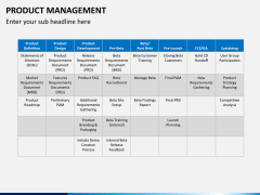 Product management PPT slide 18