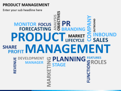 Product management PPT slide 3