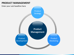 Product management PPT slide 4
