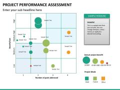 Project performance assessment PPT slide 8