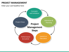 Project management PPT slide 25