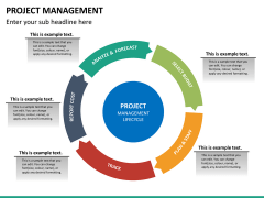 Project management PPT slide 35