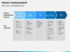 Project management PPT slide 13