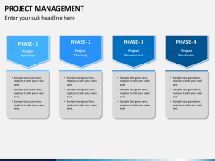 Project management PPT slide 14