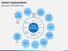 Project management PPT slide 19