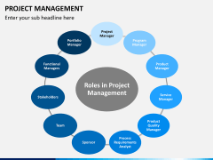 Project management PPT slide 8