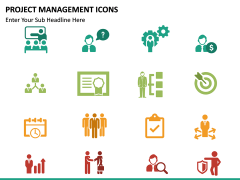 Project Management Icons PPT slide 6