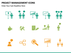 Project Management Icons PPT slide 9