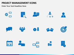 Project Management Icons PPT slide 3