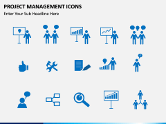 Project Management Icons PPT slide 4