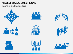 Project Management Icons PPT slide 5