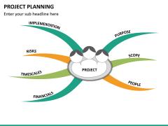 Project planning PPT slide 13