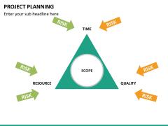 Project planning PPT slide 21