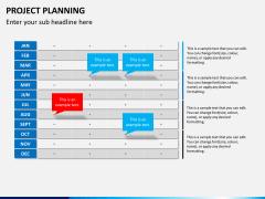 Project planning PPT slide 10
