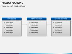Project planning PPT slide 12