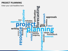 Project planning PPT slide 3