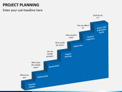 Project planning PPT slide 5
