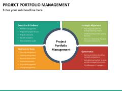Project portfolio management PPT slide 18