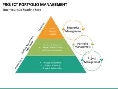 Project portfolio management PPT slide 19