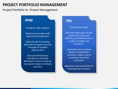Project portfolio management PPT slide 10