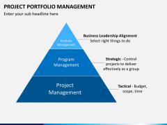 Project portfolio management PPT slide 9
