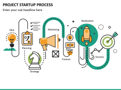 Project startup process PPT slide 4